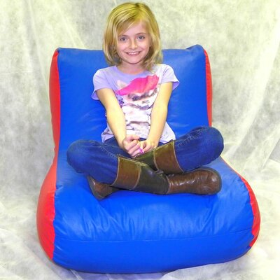 Rush Furniture Kidz Rule Bean Bag Lounger