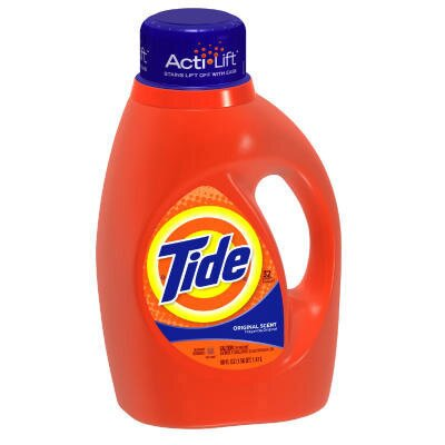 Tide® Liquid Laundry Detergent