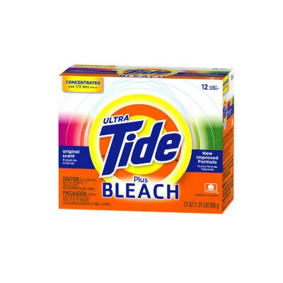 Tide® Laundry Detergent Powder