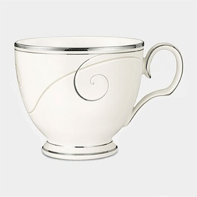 Noritake Platinum Wave 7 oz. Cup