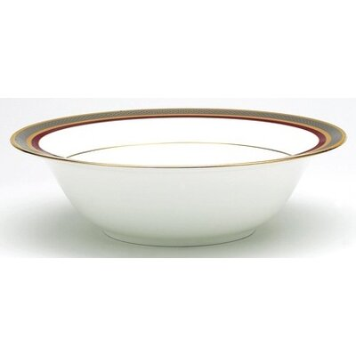 "Noritake Ruby Coronet 9"" Vegetable Bowl"