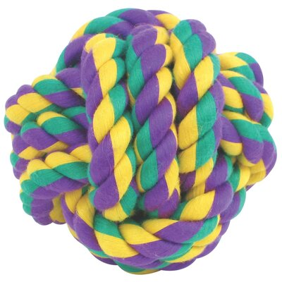 MultiPet Medium Nuts for Knots Rope Dog Toy