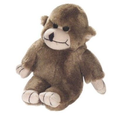 MultiPet Look Who's Talking Monkey Plush Toy