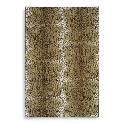 Exotics Majestic Leopard Novelty Rug