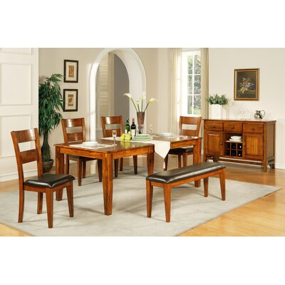 Steve Silver Furniture Mango Dining Table