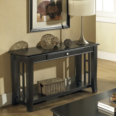 Steve Silver Furniture Cassidy Console Table