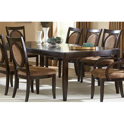 Steve Silver Furniture Montblanc 9 Piece Dining Set