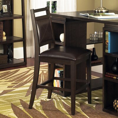 Malbec Counter Height Dining Chair in Multi-Step Cherry