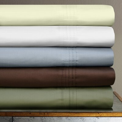Tribeca Living 700 Thread Count Egyptian Cotton Extra Deep Pocket Sheet Set