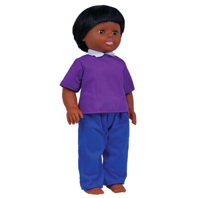 Get Ready Kids African American Boy Doll