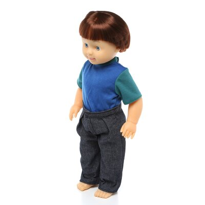 Get Ready Kids Caucasian Boy Doll