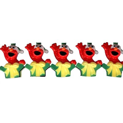10 Light Elmo in Present Light Set