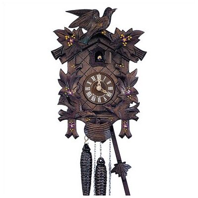 "Schneider 12"" Traditional Cuckoo Clock"