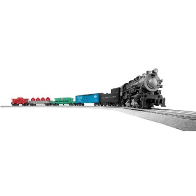 Lionel New York Central Flyer Track Christmas Train Set