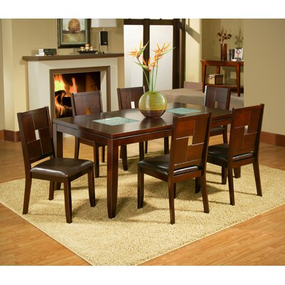 Alpine Furniture Lakeport Dining Table