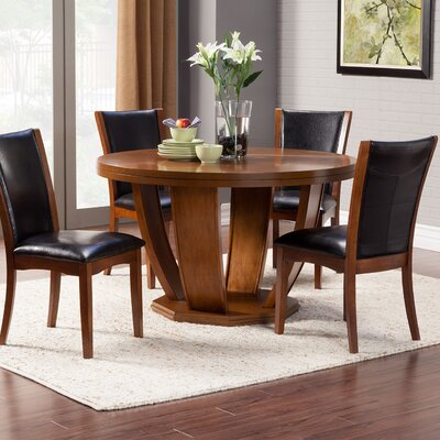 Alpine Furniture Delano 5 Piece Dining Set