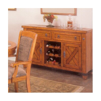 Alpine Furniture Santa Fe Buffet