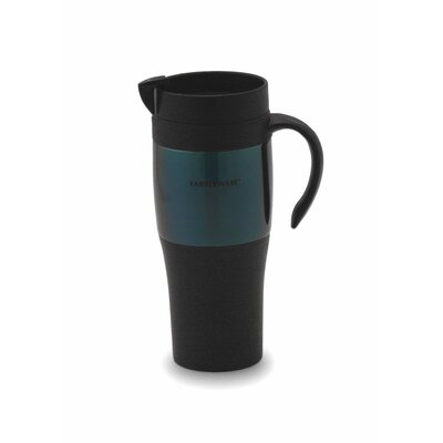 Farberware Travel Mug in Blue (Set of 2)