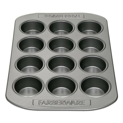 Nonstick Carbon Steel 12 cup Mini Muffin Pan