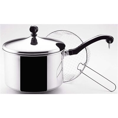 Farberware Collectibles Stainless Steel 4-qt. Saucepan