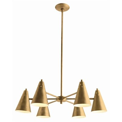 ARTERIORS Home Sherman 6 Light Chandelier