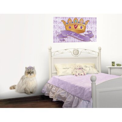 4 Walls Princess Kitty Wall Decal