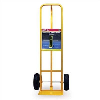 "Buffalo Tools 600 lb. ""P"" Handle Hand Truck"