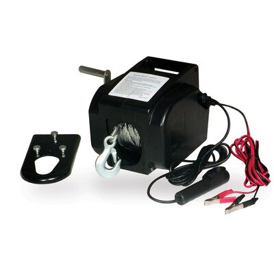 Buffalo Tools 12 Volt Portable Winch