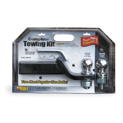 Buffalo Tools Receiver Hitch Towing Kit