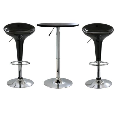 "Buffalo Tools 25"" AmeriHome Bar Stool Set"