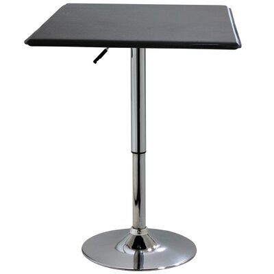 Buffalo Tools AmeriHome Square Adjustable Height Table
