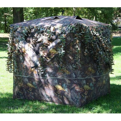 Buffalo Tools Outdoor Umbrella Style Quick Open Design Hunting Blind