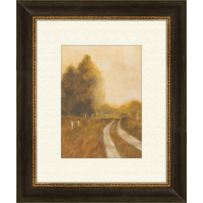 Pro Tour Memorabilia Traveled Path B Framed Art