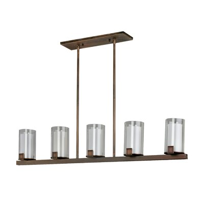 AFX Nolan 5 Light Kitchen Island Pendant