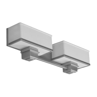 AFX Sheridan 2 Light Bath Vanity Light