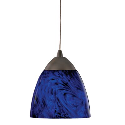AFX Lighting, Inc. Ascent 1 Light Turner Pendant
