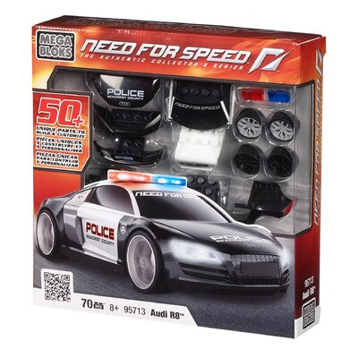 Need for Speed Custom Audi R8