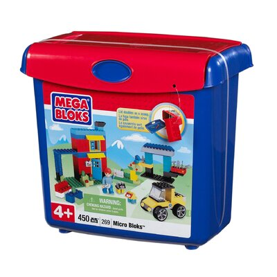 Mega Brands Scoop 'N Build Classic Bucket