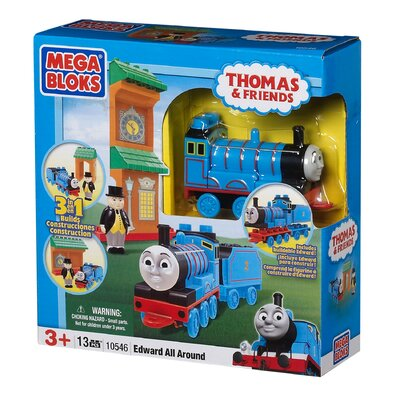 Mega Brands Thomas and Friends Edward All Around