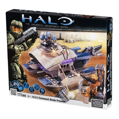 Mega Brands Halo Covenant Brute Prowler