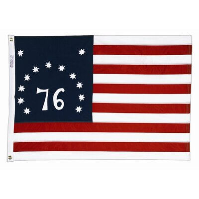 Annin & Company Bennington Traditional Flag