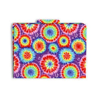Barker Creek &amp; Lasting Lessons Functional File Folders Tie-dye