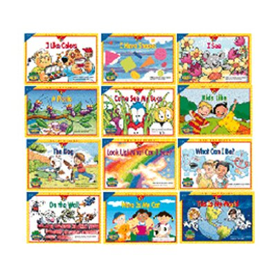 Creative Teaching Press Sight Word Readers K-1 12 Books