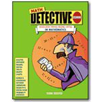 Critical Thinking Press Math Detective Beginning Gr 3-4