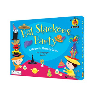 Dowling Magnets Hat Stackers Party A Magnetic