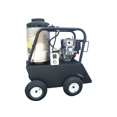 Q Series 4000 PSI Hot Water Gas Pressure Washer
