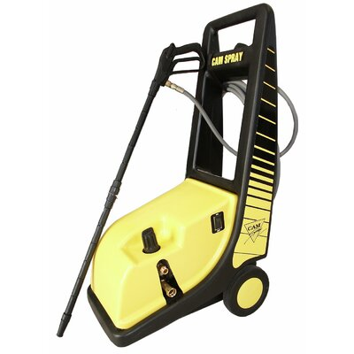 1450 PSI Cold Water Electric Roto Cart Pressure Washer