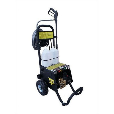 2000 PSI Cold Water Electric MXD Cart Pressure Washer