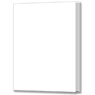 Frank Schaffer Publications/Carson Dellosa Publications Blank Book Rectangle 12-pk 16 Pgs