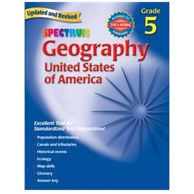 Frank Schaffer Publications/Carson Dellosa Publications Geography Gr 5